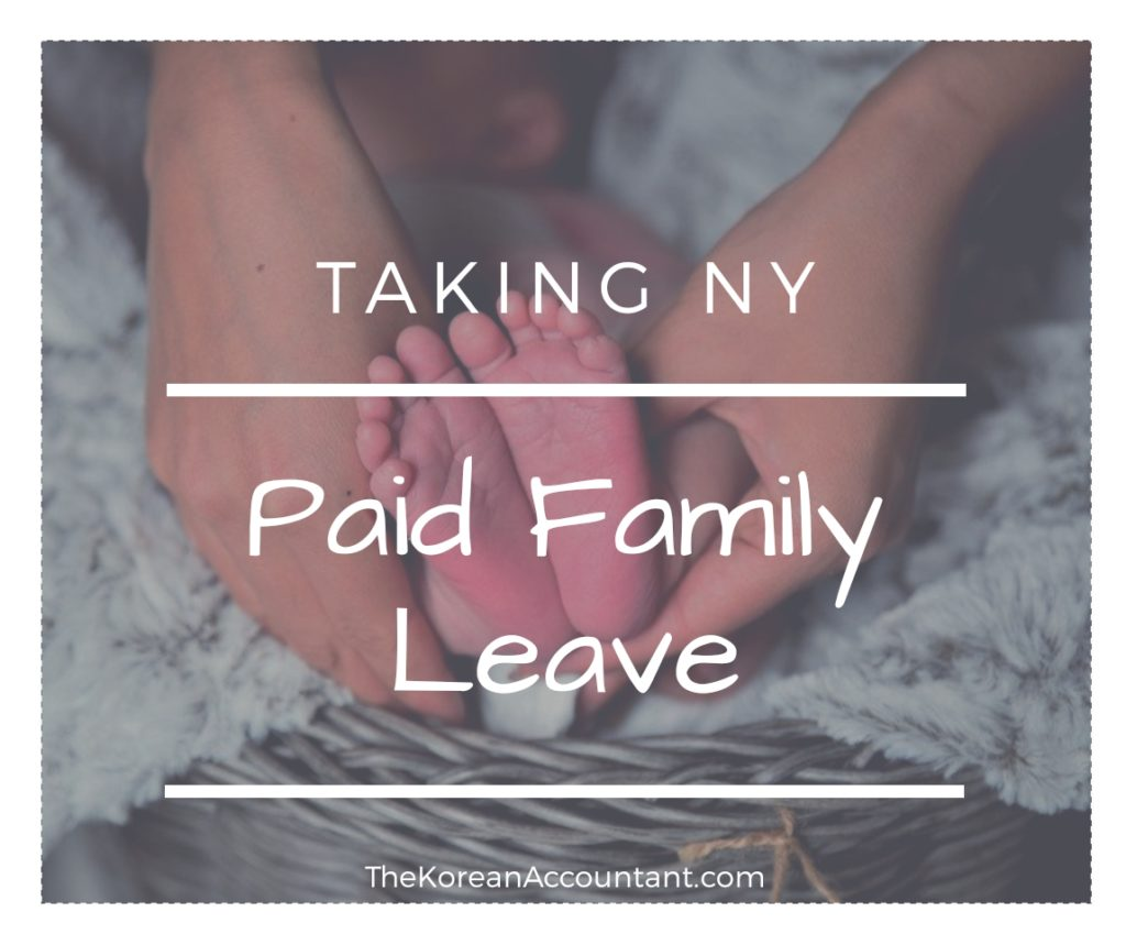 Taking NY Paid Family Leave